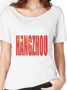 Hangzhou Women's Relaxed Fit T-Shirt