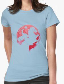 Headless Horseman Womens Fitted T-Shirt