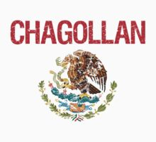 Chagollan Surname Mexican Kids Clothes