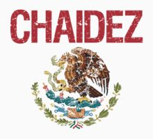 Chaidez Surname Mexican Kids Clothes