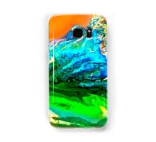 Caribbean Shells and Beaches Samsung Galaxy Case/Skin