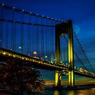 Verrazano Moon by Chris Lord