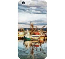 The Fleet's in - painted iPhone Case/Skin