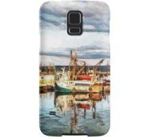 The Fleet's in - painted Samsung Galaxy Case/Skin
