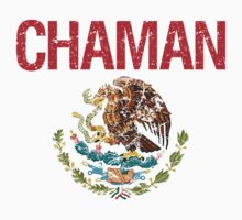 Chaman Surname Mexican Kids Clothes