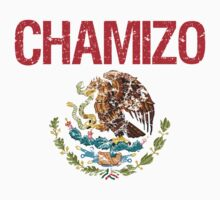 Chamizo Surname Mexican Kids Clothes