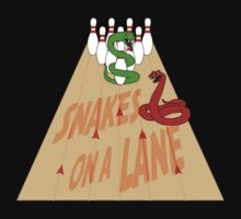 Snakes on a Lane by Jeff Clark
