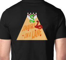 Snakes on a Lane Unisex T-Shirt