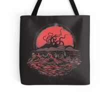 Tentacle Wars Tote Bag