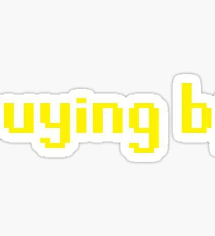Buying BF Sticker