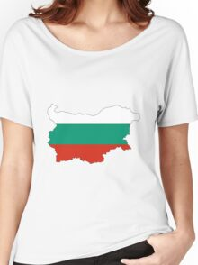 Bulgarie Women's Relaxed Fit T-Shirt