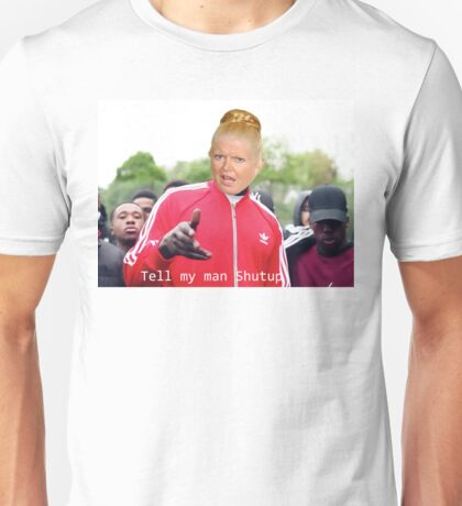 Kim Woodburn Shutup Unisex T-Shirt