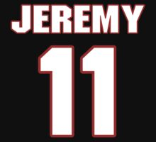 NFL Player Jeremy Kerley eleven 11 by imsport
