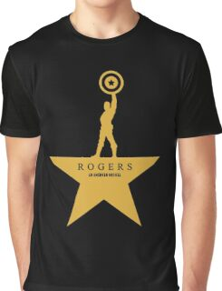hamilton Graphic T-Shirt