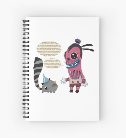 Lecture Spiral Notebook
