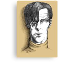 The Fringe of Evil Canvas Print