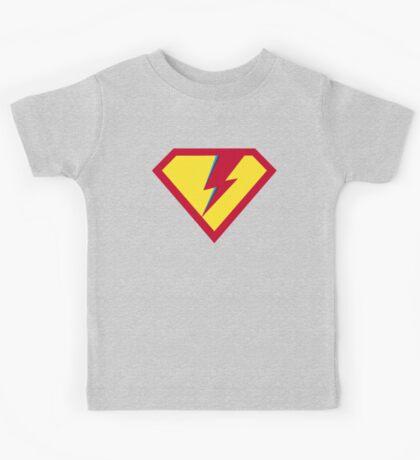 We Could Be Heroes Kids Tee