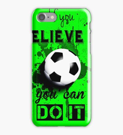 You Can Do It iPhone Case/Skin