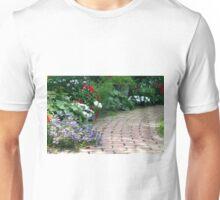 Garden Stroll Unisex T-Shirt