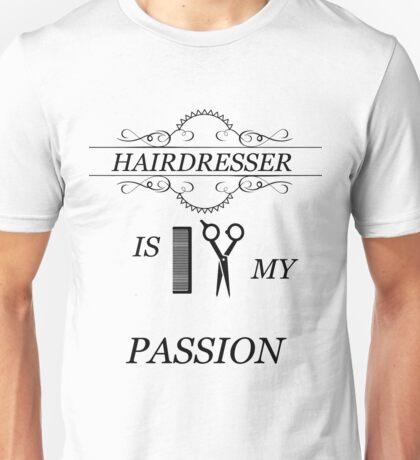 Hairdresser Unisex T-Shirt