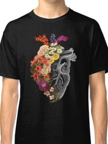Flower Heart Spring Classic T-Shirt