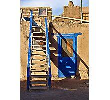 Taos Pueblo Study 4 Photographic Print