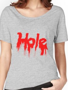 HOLE Women's Relaxed Fit T-Shirt