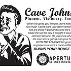 Portal - Cave Johnson's Quotable Quotes by littlebearart