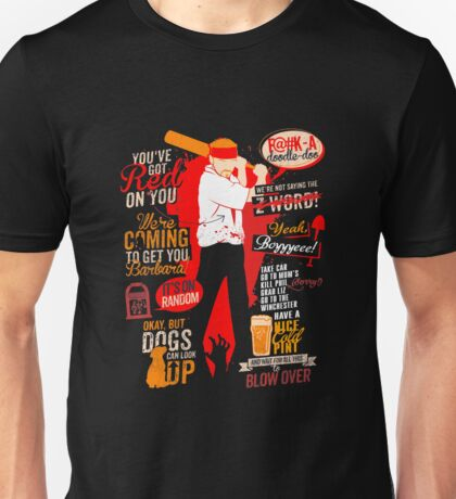 Hot Fuzz Unisex T-Shirt