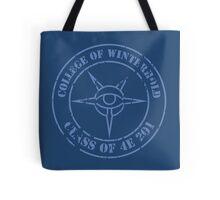 Grad Shirt Tote Bag