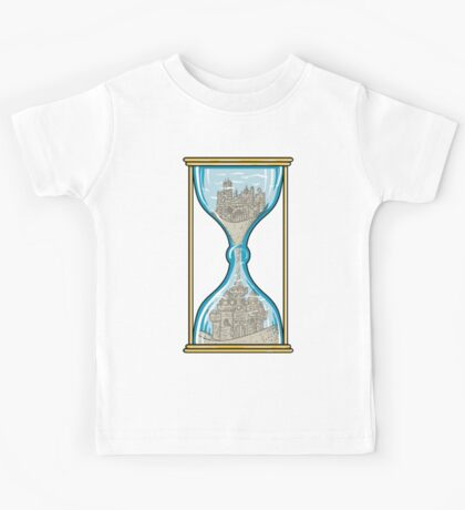 Sandcastle of Time Kids Clothes