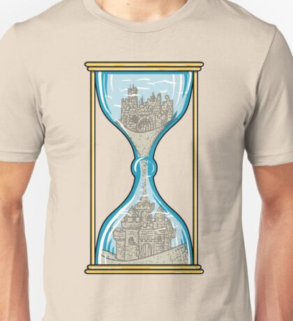 Sandcastle of Time T-Shirt