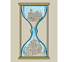 Sandcastle of Time Photographic Print