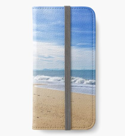 Winter in Hossegor iPhone Wallet/Case/Skin