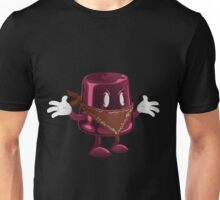 Glitch Inhabitants npc juju bandit Unisex T-Shirt
