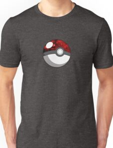 Galaxy Pokéball Unisex T-Shirt