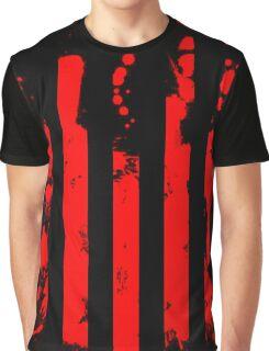 Blood Bars Graphic T-Shirt