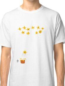 Jumping star Classic T-Shirt