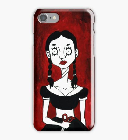 The Violent Doll iPhone Case/Skin