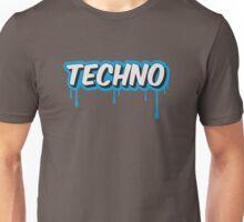 TECHNO - PARTY - RAVE - EDM Unisex T-Shirt
