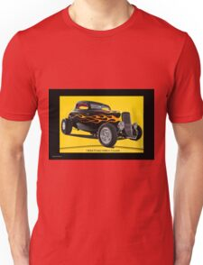 1934 Ford HiBoy Coupe Unisex T-Shirt