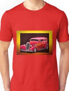 1934 Ford Tudor Sedan   Unisex T-Shirt