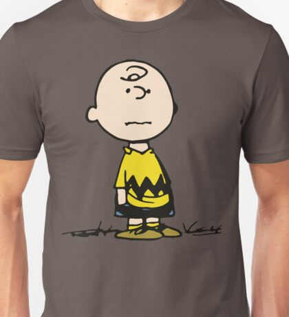 Charlie Brown Unisex T-Shirt