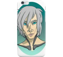 Metal Gear Rising-Raiden (2) iPhone Case/Skin