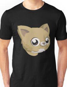 Glitch Inhabitants NPC kitty Unisex T-Shirt