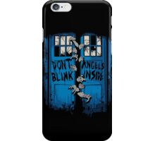 The walking Angels iPhone Case/Skin