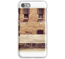 Mullumbimby RSL Parking iPhone Case/Skin