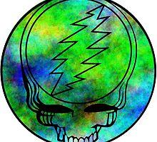 Grateful Dead Deadhead by Budnick3000