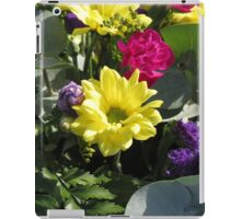 The Solace of Flowers iPad Case/Skin