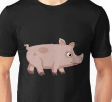 Glitch Inhabitants npc piggy Unisex T-Shirt